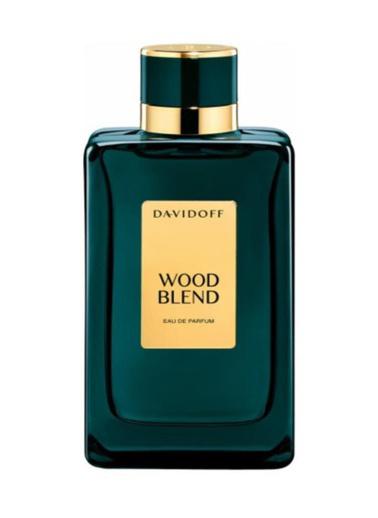 Davidoff Davidoff Wood Blend Edp 100 Ml Renksiz